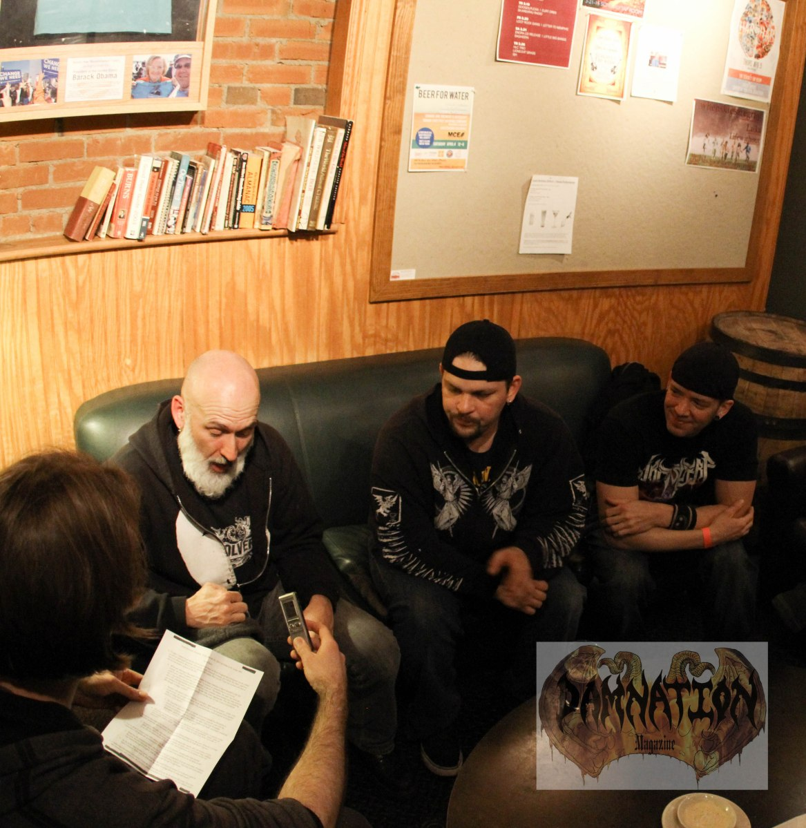 Band Interview: Byzantine