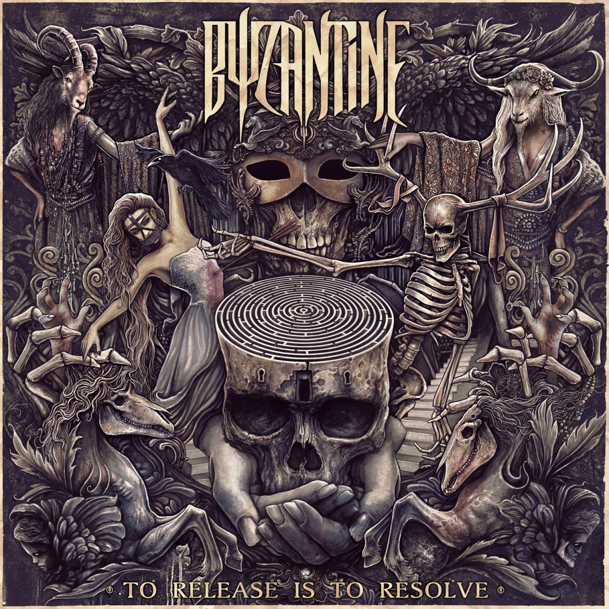 Album Review: Byzantine – TO RELEASE IS TO RESOLVE