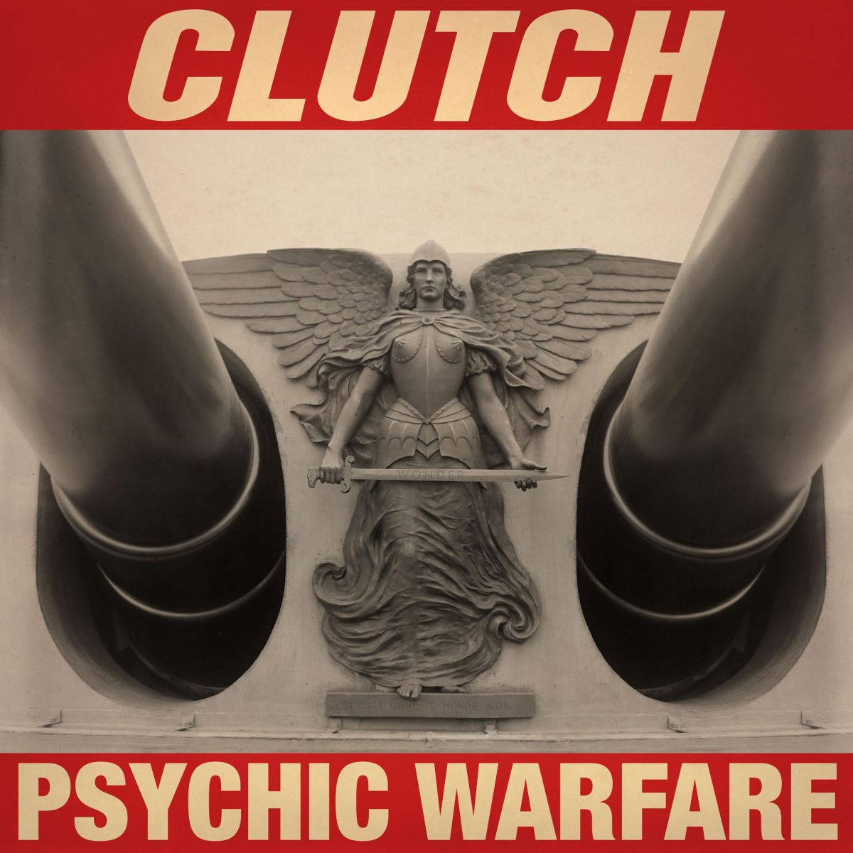 Album Review: Clutch - PSYCHIC WARFARE