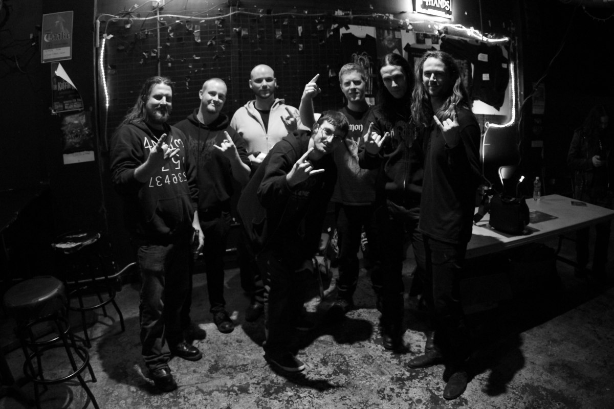 Photo Album: An Evening with Ne Obliviscaris (Fubar St. Louis,Mo)