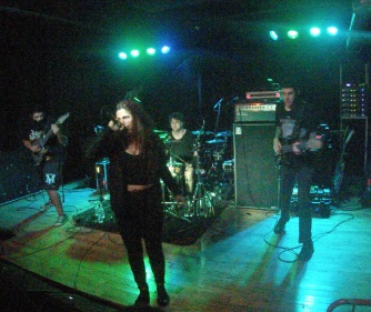 ENTHEOS @ Fubar (April 29, 2016)