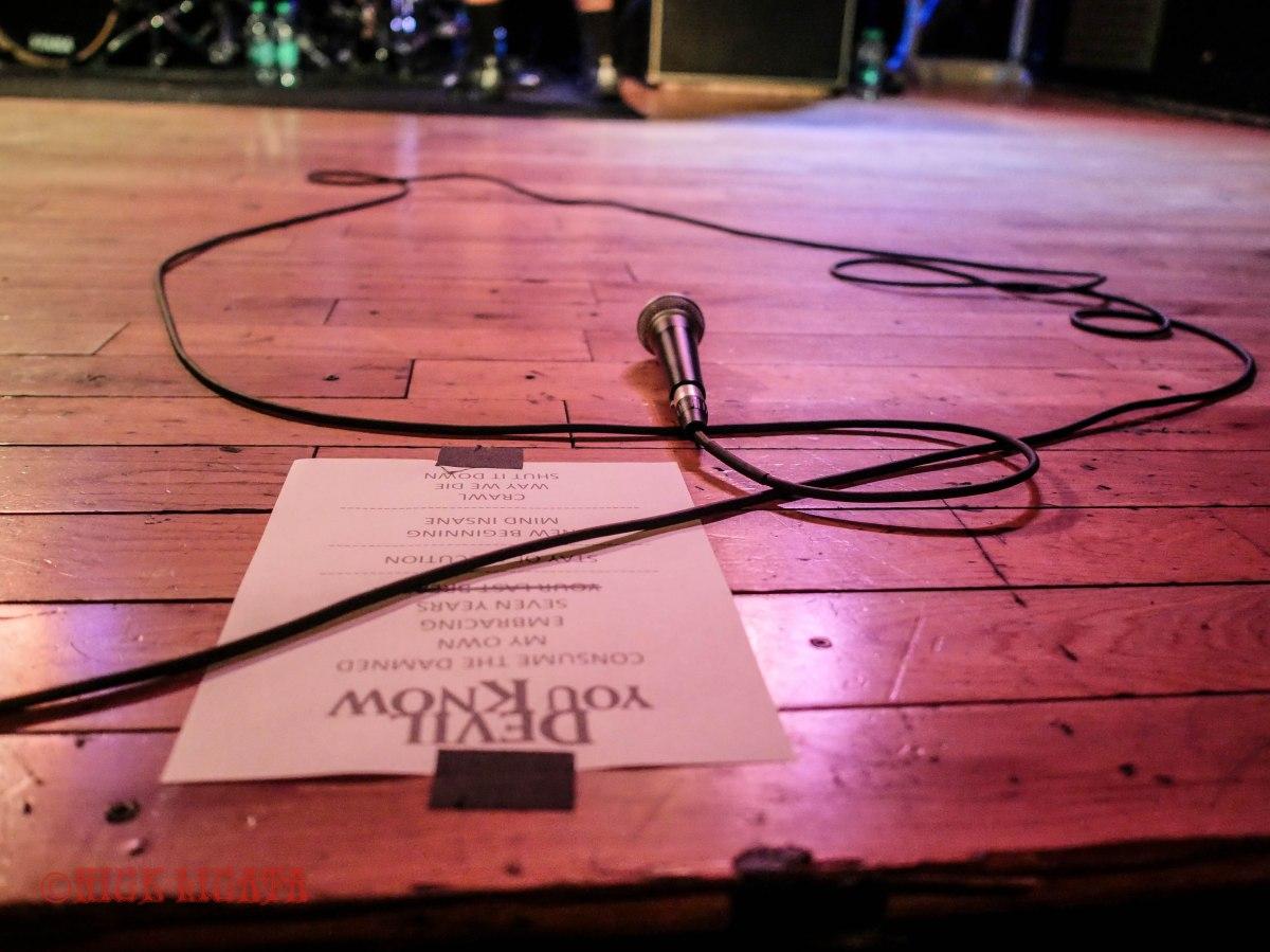 Concert Review: Devil You Know @ Fubar in St. Louis, MO (April 27, 2016)