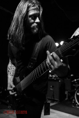 Devil You Know guitarist Francesco Artusato live @ Fubar STL on Wednesday, April 27 - Photo: Nick Licata