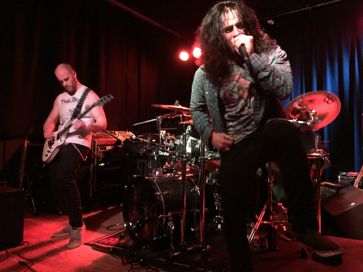 Band Interview: Hallow Point