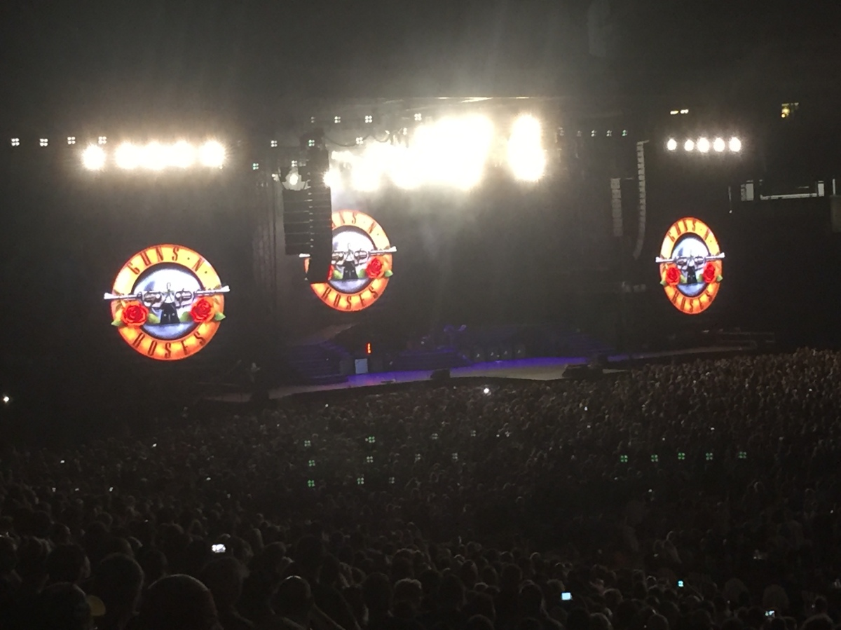 Concert Review: Guns N' Roses at Nissan Stadium (Nashville, TN)