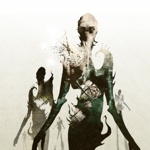 The Agonist - FIVE album cover art (image courtesy of Napalm Records)