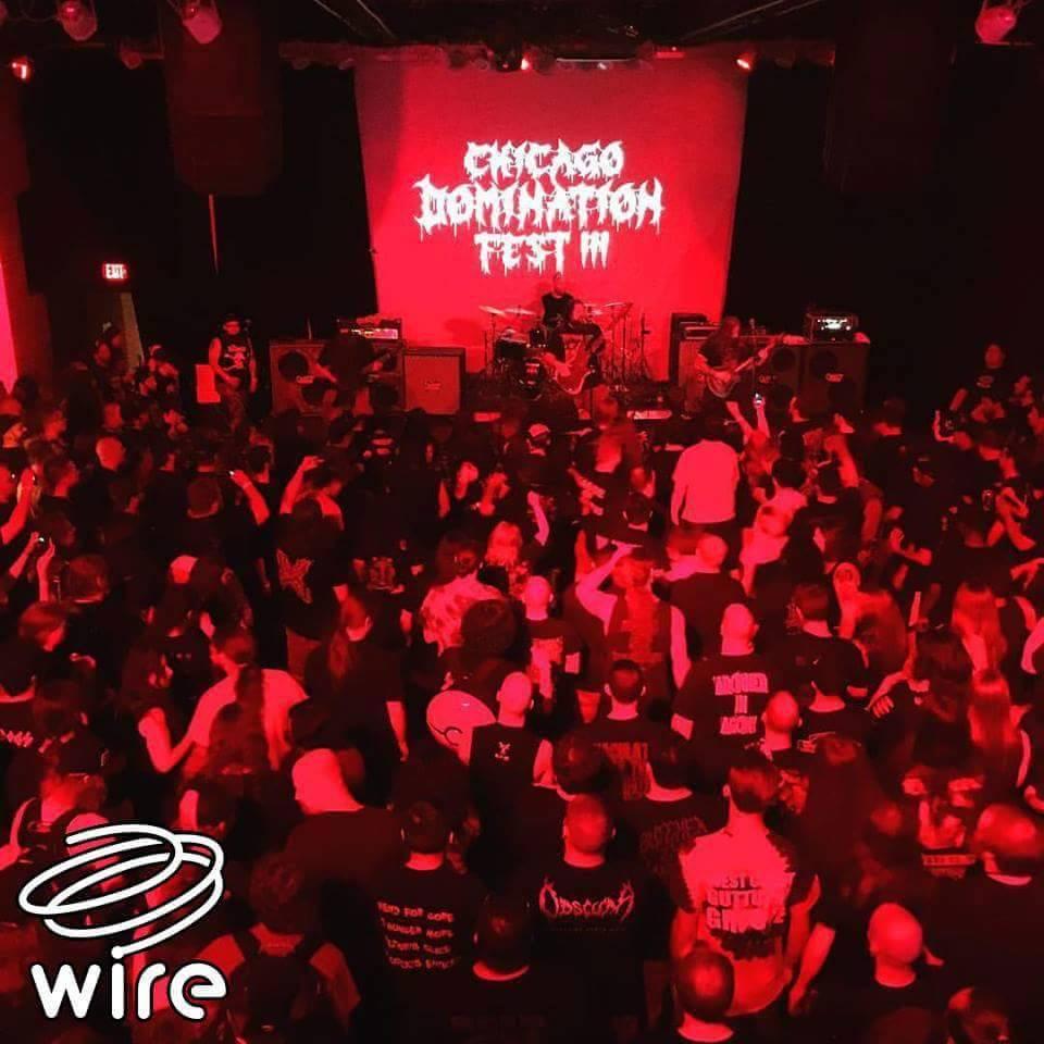 Chicago domination club