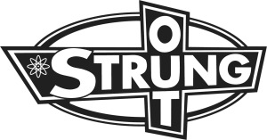 Strung Out band logo - image courtesy of Fat Wreck Chords