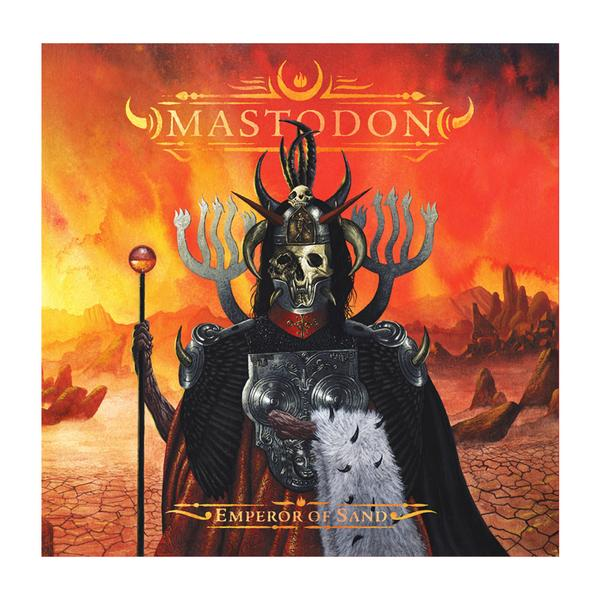 Album Review Mastodon Emperor Of Sand 2017