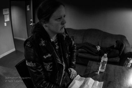 Mayhem Interview