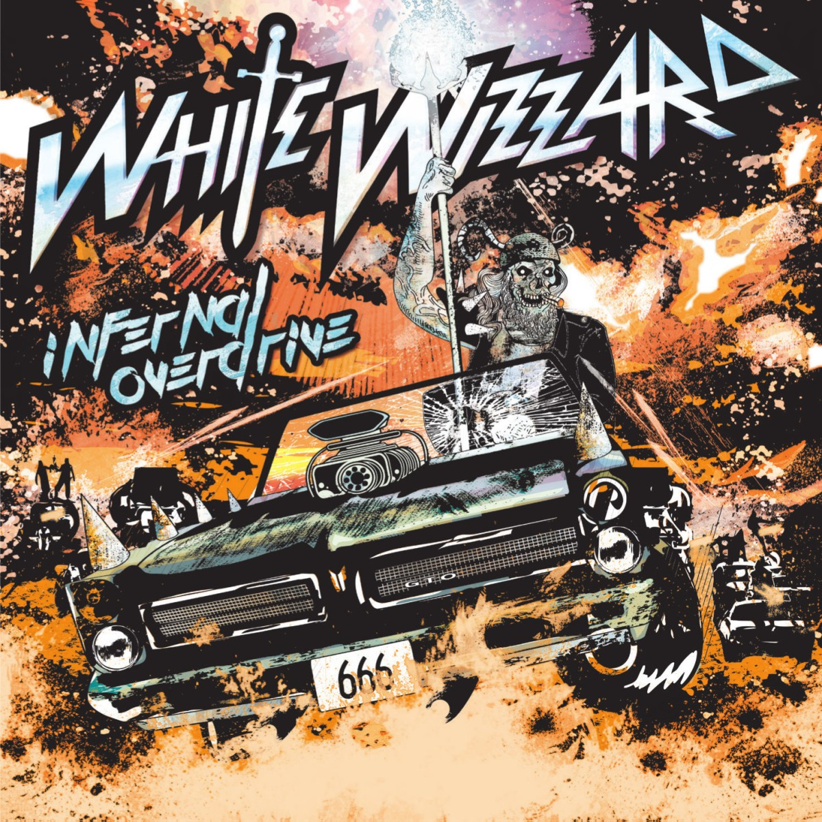 Band Interview: White Wizzard's Jon Leon