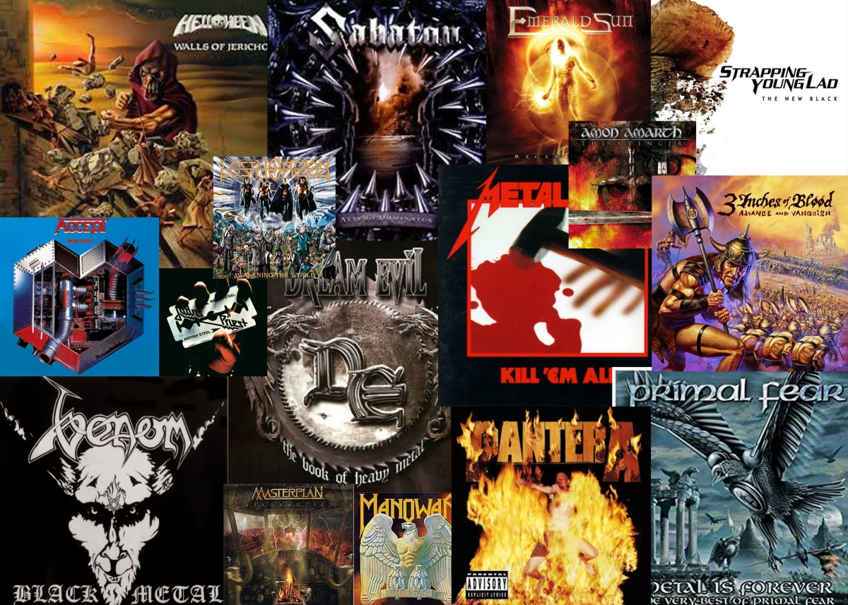 Top 16 Metal Songs About Being Metal (A Thanksgiving List About the Only Thing Worth Being Thankful For)
